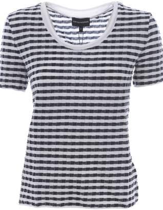 Emporio Armani Striped T-shirt