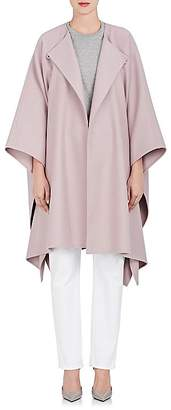 The Row Women's Marcella Double-Faced Wool-Blend Cape