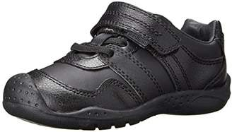 pediped Channing, Boys' School Shoes, Black