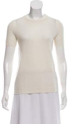 Theory Cashmere Knit Top