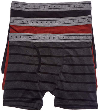 Lucky Brand 3Pk Boxer Brief