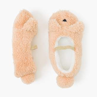 Gymboree Fuzzy Cat Slippers