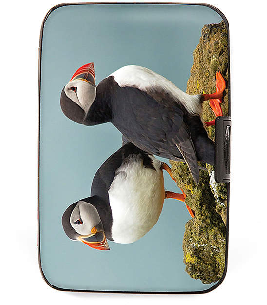 Puffin Armored Wallet