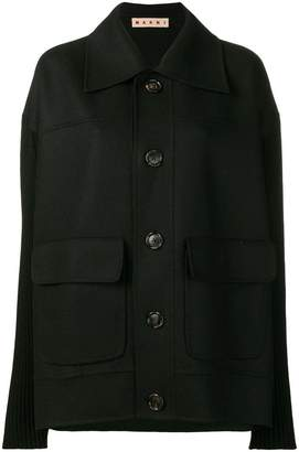 Marni double-faced jacket