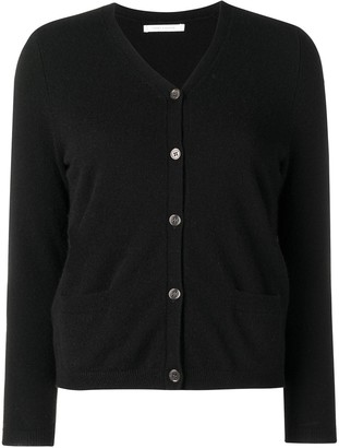 Parker Chinti & v-neck cashmere sweater