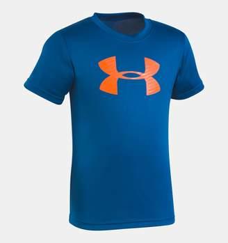 Under Armour Boys Pre-School UA Big Logo T-Shirt