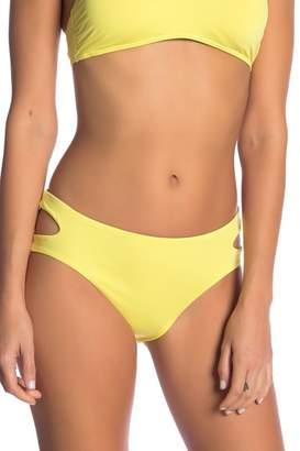 VYB Side Slit Bikini Bottoms
