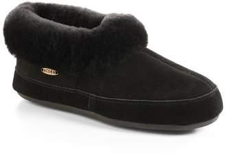 Acorn Women's Oh Ewe II Slippers - 10781, Coal, Size 6