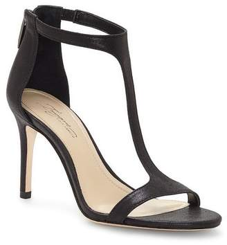 Vince Camuto Imagine Phoebe Embellished Leather T-Strap Sandal