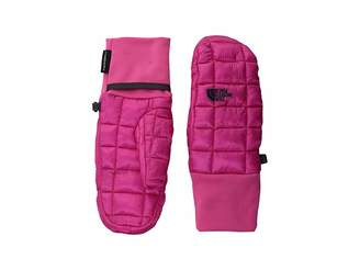 The North Face Thermoball Mitt (Petticoat Pink