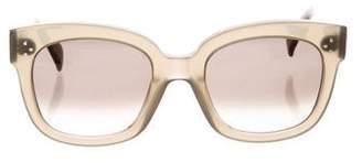 Celine New Audrey Gradient Sunglasses w/ Tags