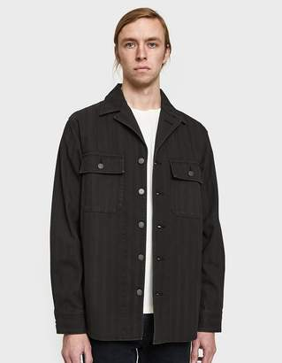 Visvim Willard Shirt Jacket WD Herringbone