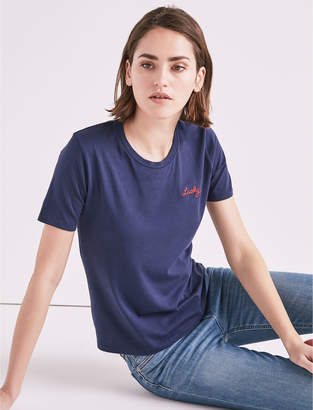 Lucky Brand MADE IN L.A. LUCKY TEE