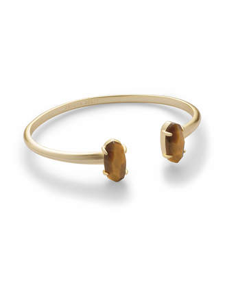Kendra Scott Edie Cuff Bracelet in Gold