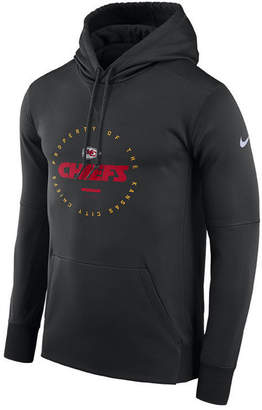 Nike Men's Kansas City Chiefs Property Of Therma Hoodie