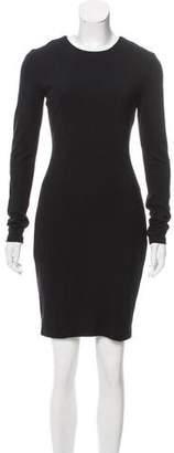 Adam Long Sleeve Mini Dress