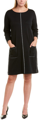 Joan Vass Plus Shift Dress