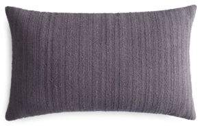 "Hudson Park Collection Interlock Garment Dye Decorative Pillow, 16"" x 26"" - 100% Exclusive"