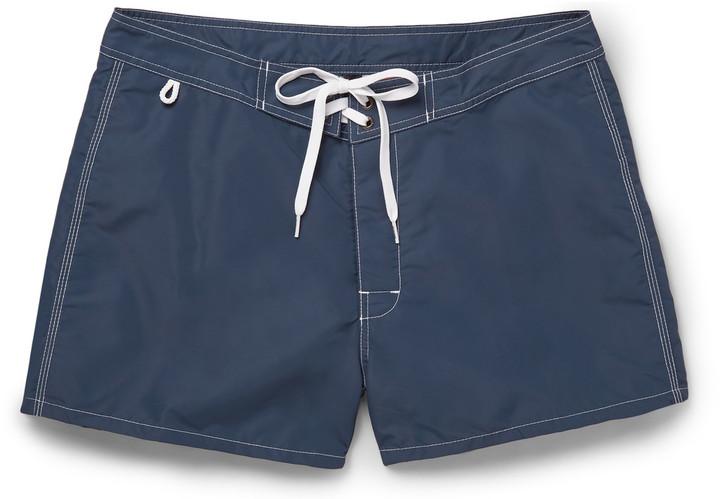 Sundek Rainbow Mid-Length Swim Shorts