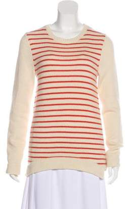 Derek Lam Long Sleeve Cashmere Sweater