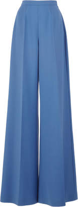 DELPOZO Wide Crêpe Pants