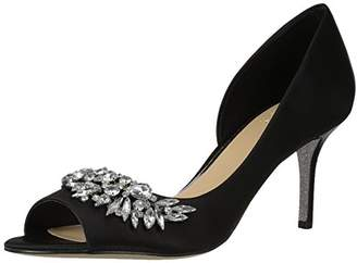 Badgley Mischka Jewel Women's Melvina Pump 7 M US