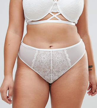 Asos Becca Strappy Lace Thong