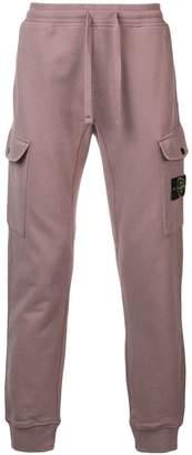 Stone Island side pocket track pants