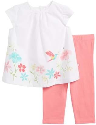 Offspring Floral Tunic & Leggings Set