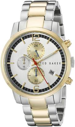 Ted Baker Men's TE3065 Classic Vintage Analog Display Japanese Quartz Watch