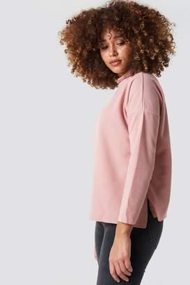 Trendyol Half Turtleneck Sweater Powder Pink