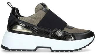 MICHAEL Michael Kors Leather Cosmo Sneakers