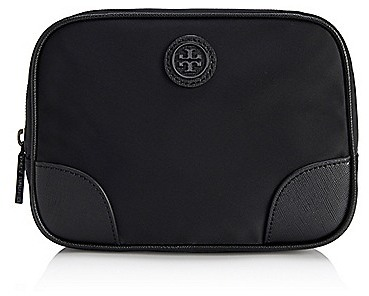 Tory Burch Nylon Robinson Medium Cosmetic Case