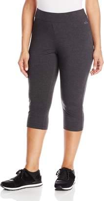 Spalding Women's Plus-Size Capri Legging