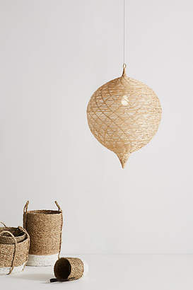 Anthropologie Calabash Pendant