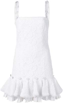Alexis Richmond embroidered dress