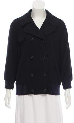 Marc Jacobs Wool Double-Breasted Jacket