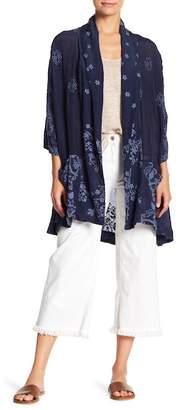 Johnny Was Motley Embroidered Kimono