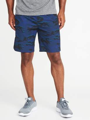 Old Navy Go-Dry 4-Way Stretch Run Shorts for Men - 9-inch inseam