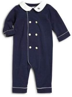 Ralph Lauren Baby's Pima Cotton Coverall