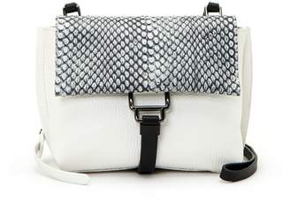 Aquatalia Mini Flap Crossbody