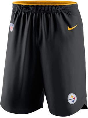 Nike Men's Pittsburgh Steelers Vapor Shorts