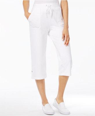 Karen Scott Active Capri Pants, Only at Macy's $44.50 thestylecure.com