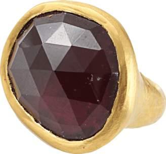 Yossi Harari Carmen Rubelite Tourmaline Slice Ring