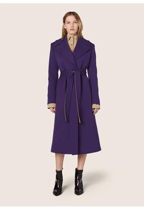 Derek Lam Long Belted Trench Coat