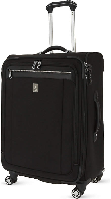 Platinum Magna 2 four-wheel expandable suitcase 70cm