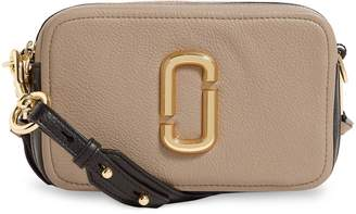 Marc Jacobs Leather Softshot Cross Body Bag