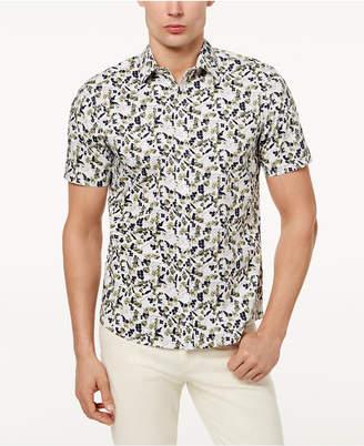 Michael Kors Men's Niko Printed Shirt