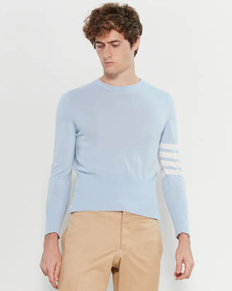 Thom Browne Cashmere Long Sleeve Sweater