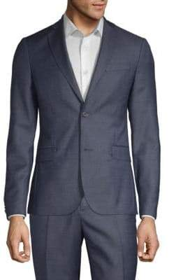 J. Lindeberg Tailored Wool Blazer